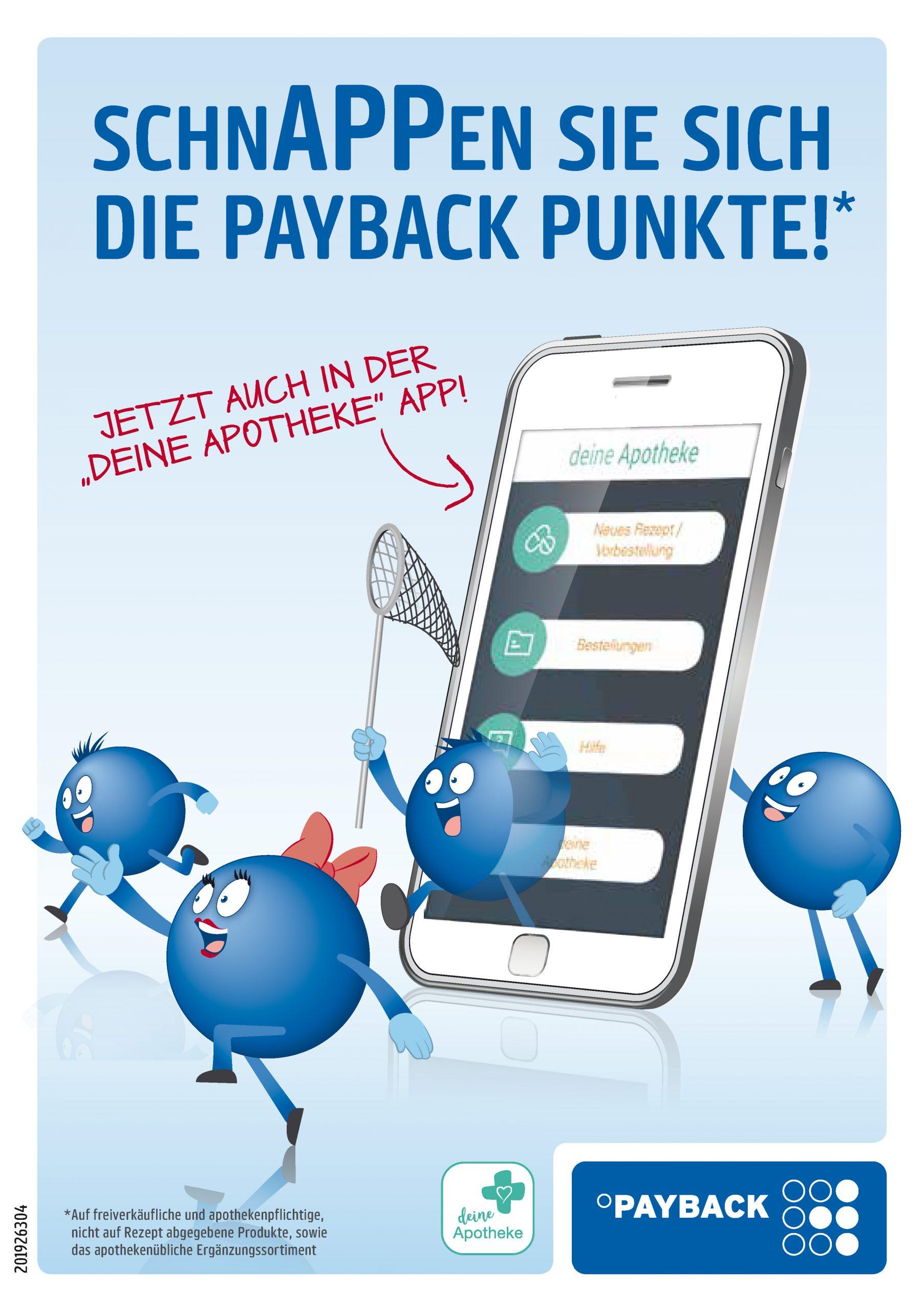 Payback Punkte sammeln